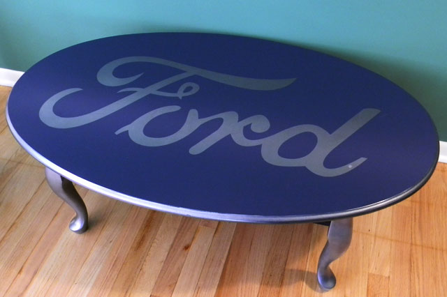 Ford Coffee Table P Amp R S